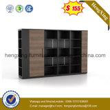 주문을 받아서 만들어진 Office Furniture 2.4m Melamine Bookcase File Cabinet (HX-4FL084)