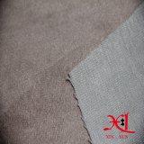 ビロードによって編まれるポリエステルソファーの織物の家具製造販売業ファブリックを切りなさい