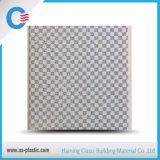 Плоская декоративная панель стены панели потолка PVC 25cm пожаробезопасная для ванной комнаты