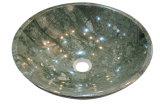 목욕탕 부엌을%s 자연적인 배 대리석 돌 위생 수채
