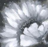 홈을%s 간단한 아름다움 꽃 디자인 유화