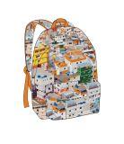 На всем мешок Backpack печатание