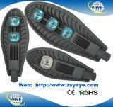 Lâmpada da estrada do diodo emissor de luz da ESPIGA luz/100W da rua do diodo emissor de luz da ESPIGA 100W da garantia de Yaye 18 Ce/RoHS/3years com USD52.5/PC