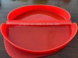 マイクロウェーブシリコーンのオムレツの卵の炊事道具型