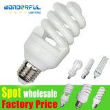 Des Lieferanten-heißer Verkaufs-preiswertes Großverkauf-2u/3u/4u energiesparendes Energieeinsparung-Licht Lampen-Birnen-/T3/T4/T5-volles halbes gewundenes des Gefäß-LED CFL des Lotos-Beleuchtung/E27/B22/E14/E40