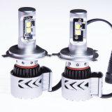 Intero indicatore luminoso H4/9003 dell'automobile di prezzi di vendita 60W S8 LED