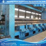 Prensa de batir del tubo de la transmisión de petróleo Mclw11g-20X12000 y del gas, máquina de la Pre-Soldadura de la comisura