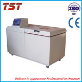 Resistência do couro da baixa temperatura que flexiona a máquina do teste