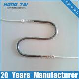 Riscaldatore termico del tubo di vetro dell'alogeno del tungsteno