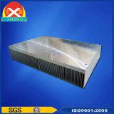 Dissipatore di calore personalizzato della lega di alluminio con il trattamento della saldatura