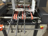 Машина автоматического окна бумажной коробки латая с клеем