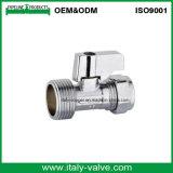 Polissage de qualité personnalisé l'isolement de la vanne sphérique (AV6001A)