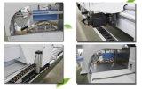 Précision neuve de Parker haute et machine de découpage en aluminium lourde