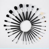 29PCS Private Label personnalisé synthétique Makeup Hair Brush Set Meilleur pour le maquillage