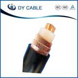 XLPE изолировало обшитый PVC плоский медный силовой кабель Condutor