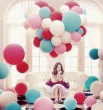 De in het groot Ballon van de Partij van de Ballon van de Partij Ballon hart-Gevormde