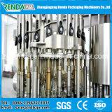 Controle plástico do PLC da máquina de engarrafamento do suco do frasco
