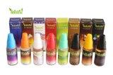 E-Liquido della pagina di Feelalive 50vg/50pg 80vg/20 con gusto ricco & naturale