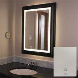 デジタル表示装置スマートな機能によってバックライトを当てられるつけられたLED Defoggerの浴室ミラー