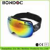 Refroidir lunettes de sports de lentille en verre de ski de modèle les grandes