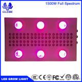 LED 1500W luz crescer todo o espectro de plantas de interior e Veg Flower