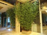 정원 장식을%s 옥외 사용 인공적인 대나무 대나무