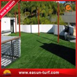 C形ヤーンが付いている庭のために庭の人工的な草の価格を熱販売すること