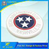 中国の製造業者メーカーのカスタム金属か骨董品または記念品または金または軍か銀製の警察は挑戦するロゴ(XF-CO04)の硬貨に
