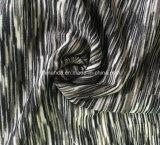 Tela de Casualwear de la ropa del tinte del poliester/del satén del Spandex (HD2203070)