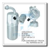 GM Auto Air Conditioning Receiver Drier (Alumínio) 89 * 230