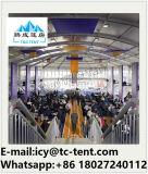 Алюминиевые ясные прозрачные шатры шатёр двойного Decker для спорта