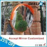 Miroir convexe en aluminium de sécurité routière PC Acrylic Traffic Security
