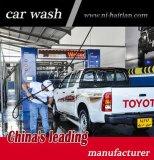 China túnel automático de calidad Sistema de lavado de coches con pinceles y secadora