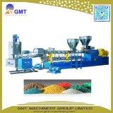 Plastique réutilisant la chaîne de production concasseuse à deux étages de boulette de PP/PE