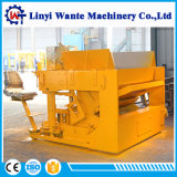 Tijolo concreto móvel/bloco de Wt6-30 Soild que faz a máquina para a venda