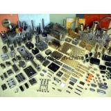 Componentes de molde de precisión sin aceite desgaste de la placa de deslizamiento de la placa