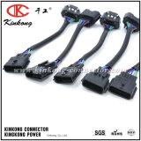 Montaje del cable del arnés de alambre para GTR
