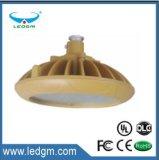 Indicatore luminoso protetto contro le esplosioni 2017 del UFO del UFO del FCC dell'UL Dlc del UFO LED dell'alta della baia dell'indicatore luminoso 40W 70W 100W 200W del UFO alta della baia stazione di servizio a forma di rotonda elencata dell'indicatore luminoso 5 anni di garanzia