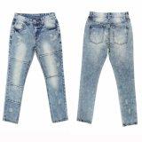 Moda primavera 2017 uomini eterosessuali Denim Jeans (MYX02)