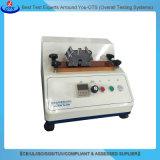 Dispositivo usado panel duro durable automático de la prueba de la firmeza del frotamiento de la tinta