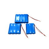 Hot Sale Batterie LiFePO4 Pack de batterie au lithium-ion 12,8V 6 Ah pour l'E-outil Batterie