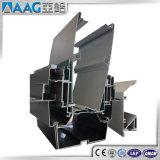 Profil en aluminium industriel d'alliage enduit d'extrusion de poudre