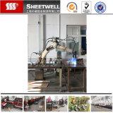 中国の専門の溶接金属シートサービス