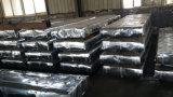 Aluzinc Beschichtung-Blattgalvalume-gewölbtes Stahldach-Blatt für Fertighäuser