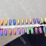 Glänzendes Perlen-Pigment-Chamäleon-Funkeln