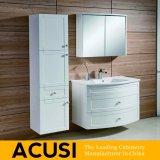 Meubles de toilette de finition laquée en MDF en gros (ACS1-L13)