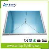 Aluminio 2 * 2FT 40W Edge-Lit empotrado LED Panel de luz de techo