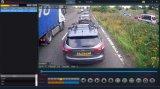 4channel 720p Ahd 4G Mobile Car DVR Kit para ônibus