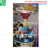 Hot Sale Electric Outdoor merry go round carrousel (DJ97899)
