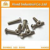 Нержавеющая сталь ISO7380 полукруглая головка винта с внутренним шестигранником